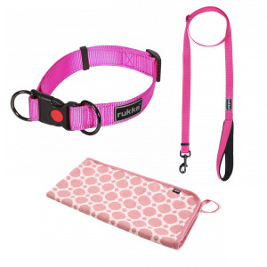 Micro puppy pack pink S